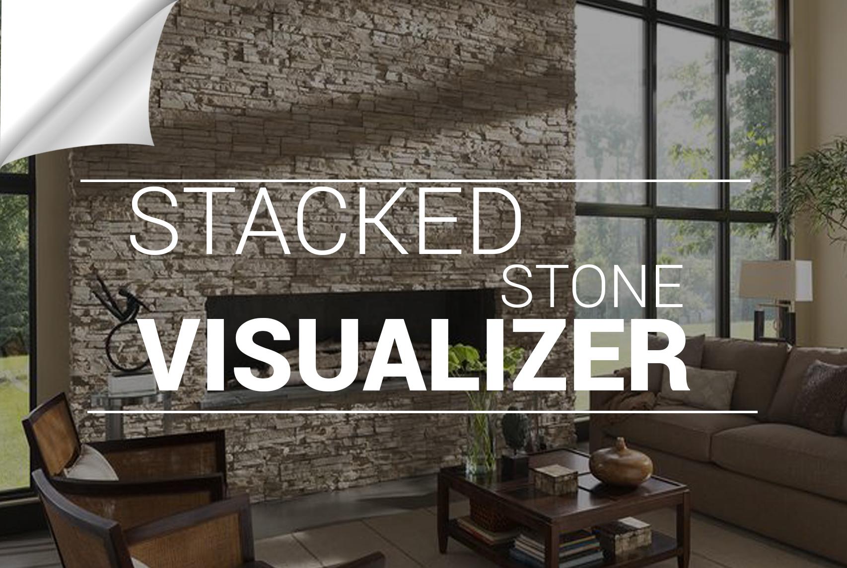 stacked stone VISUALIZER