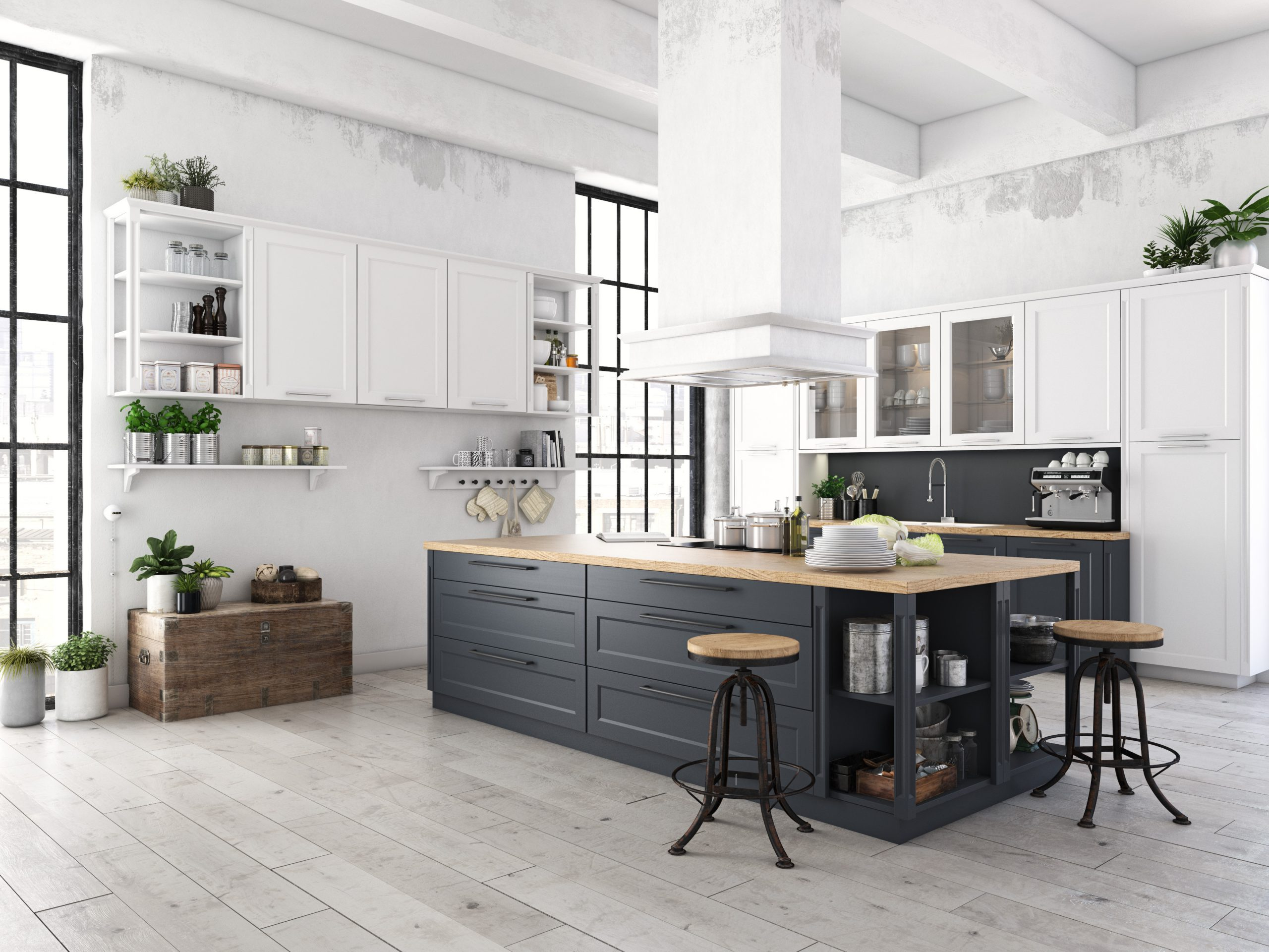 Best methods to remodel the kitchen in different ways.